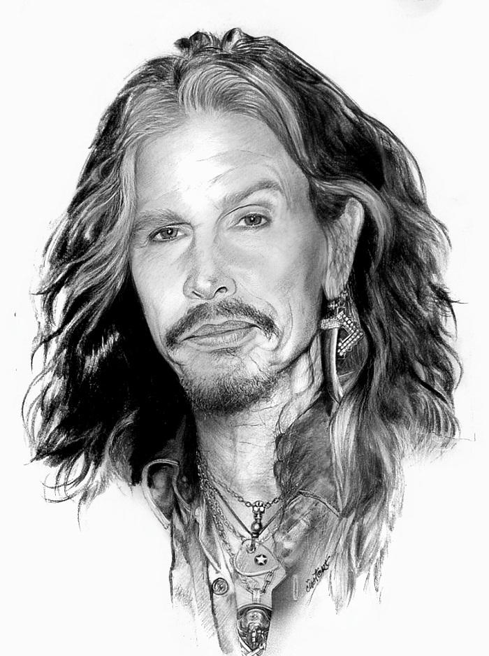 Steven Tyler by cipta